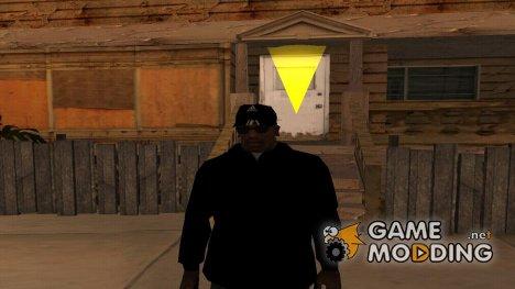 Пак Русской Одежды v2 для GTA San Andreas