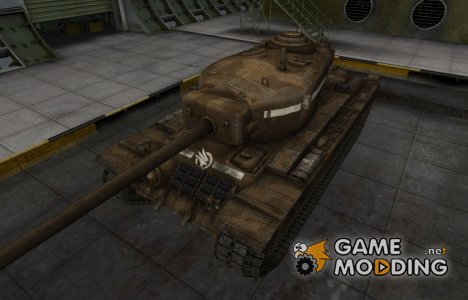 Скин в стиле C&C GDI для T30 для World of Tanks