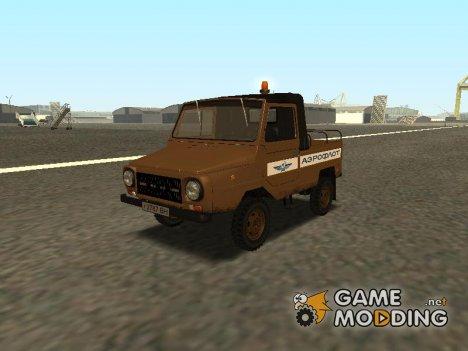 ЛуАЗ-2403 Аэрофлот for GTA San Andreas