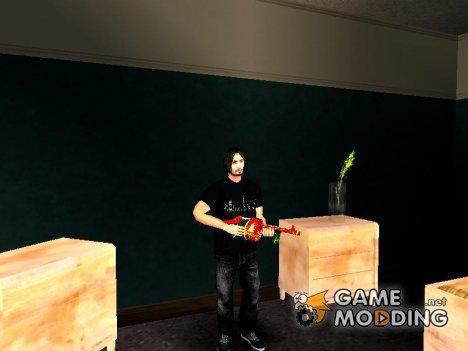 Новый wmyclot HD для GTA San Andreas
