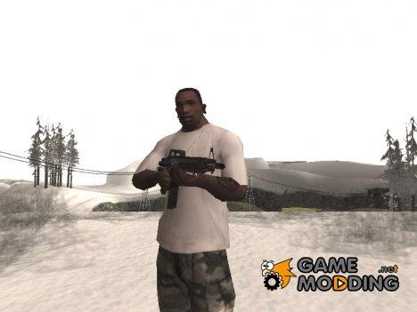Замедление времени for GTA San Andreas