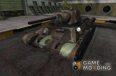 Шкурка для Type T-34 for World of Tanks