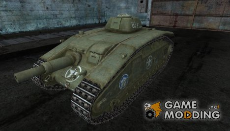 Шкурка для ARL V39 для World of Tanks