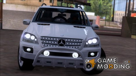 Mercedes-Benz ML500 v.2.0 Off-Road Edition for GTA San Andreas