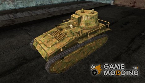 Leichtetraktor от sargent67 для World of Tanks