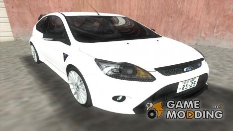 2009 Ford Focus RS для GTA Vice City