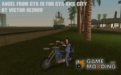 Angel from GTA IV for GTA Vice City