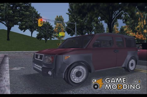 Honda Element for GTA 3
