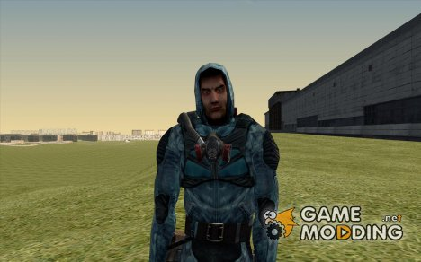 Свиблов из S.T.A.L.K.E.R. ТТ2 for GTA San Andreas