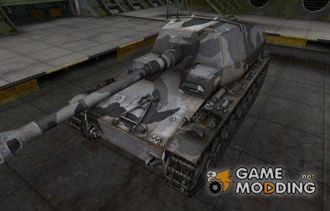 Шкурка для немецкого танка Dicker Max for World of Tanks