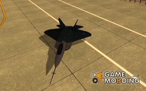 YF-22 Standart for GTA San Andreas