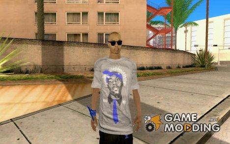Nipsey Crowe для GTA San Andreas