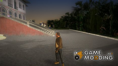 Нико Беллик for GTA Vice City
