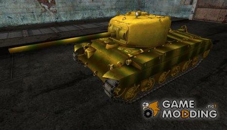Шкурка для T20 для World of Tanks