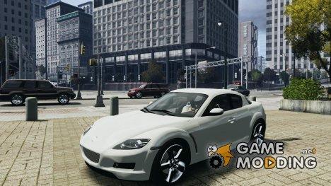 Mazda RX8 (2006) для GTA 4