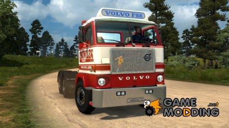 Volvo F88 для Euro Truck Simulator 2