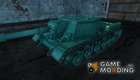 "Шкурка для СУ-152 ""Живчик"" для World of Tanks"