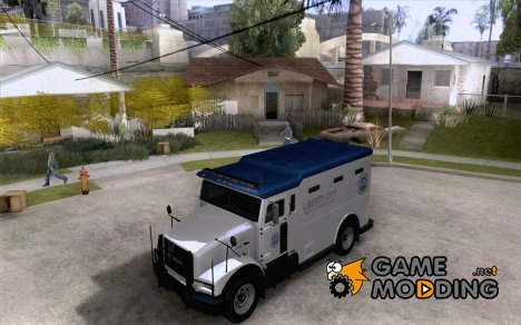 NSTOCKADE из GTA IV for GTA San Andreas