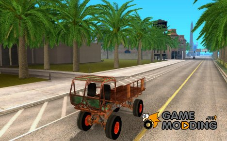 """Mongo"" Форсаж 5 (бета версия 1) for GTA San Andreas"