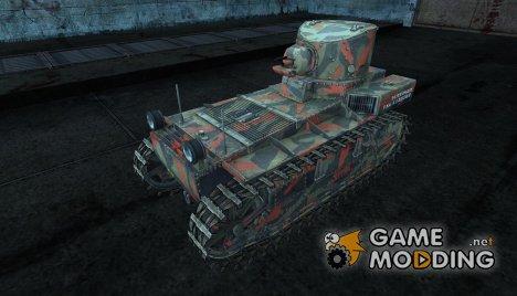 T1 Cunningham MAS629 for World of Tanks