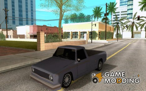 VW Caddy for GTA San Andreas