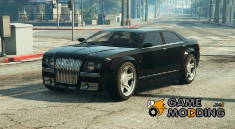 PMP 600 from GTA 4 for GTA 5