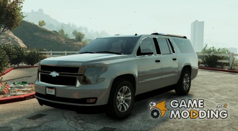 2015 Chevrolet Suburban (Unlocked) Final for GTA 5