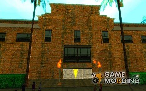 Новый клуб в стиле GTA 4 for GTA San Andreas