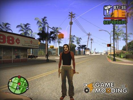 Джинсы для CJ v2 for GTA San Andreas