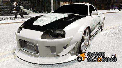 Toyota Supra ProStreet Style для GTA 4