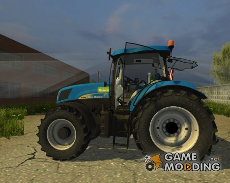 New Holland T7040 FL for Farming Simulator 2013