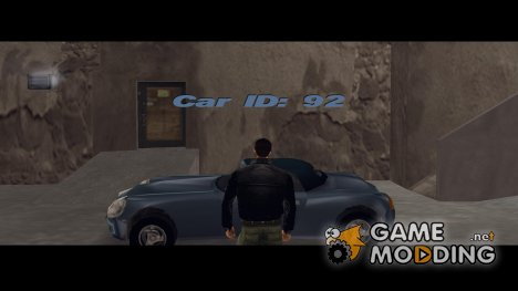 CarSpawner v1.1 для GTA 3