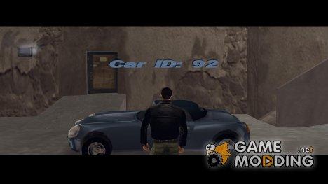 CarSpawner v1.1 for GTA 3