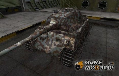 Горный камуфляж для VK 45.02 (P) Ausf. A для World of Tanks