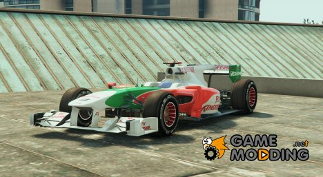 Force India F1 for GTA 5