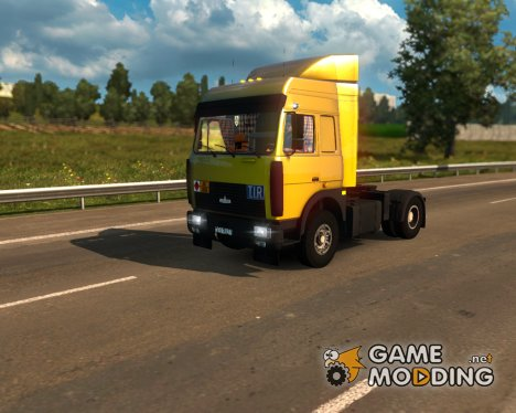 МАЗ 5432-6422 for Euro Truck Simulator 2