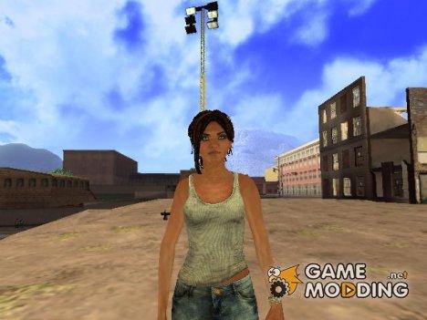 Мила Белова для GTA San Andreas