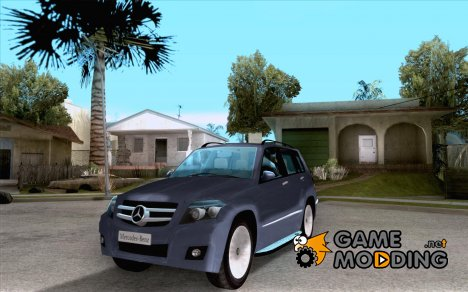 Mercedes Benz GLK300 for GTA San Andreas
