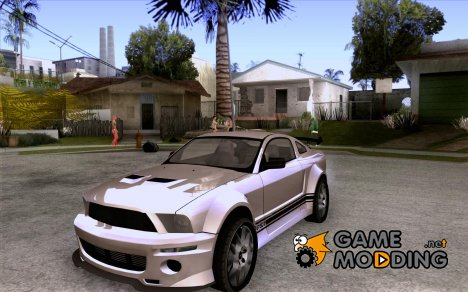 Ford Mustang GT 500 для GTA San Andreas