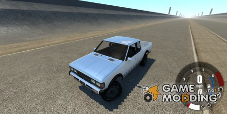 Datsun 720 1981 for BeamNG.Drive