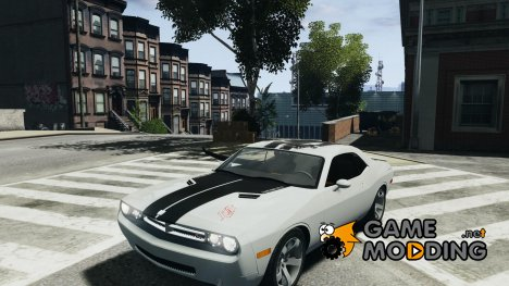 Dodge Challenger Concept Slipknot Edition для GTA 4