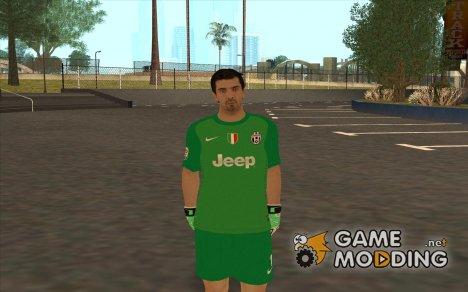 Gianluigi Buffon for GTA San Andreas