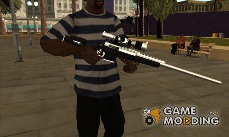 AWP Rifle для GTA San Andreas