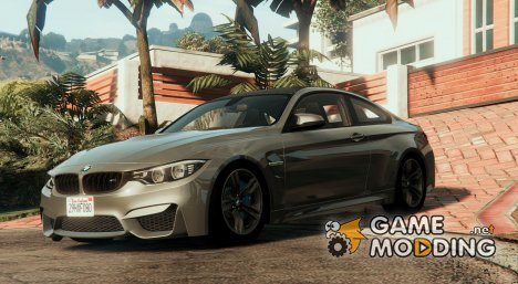 2015 BMW M4 BETA 1.1 for GTA 5