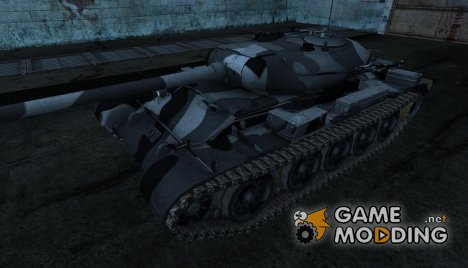 Т-54 Mohawk_Nephilium for World of Tanks