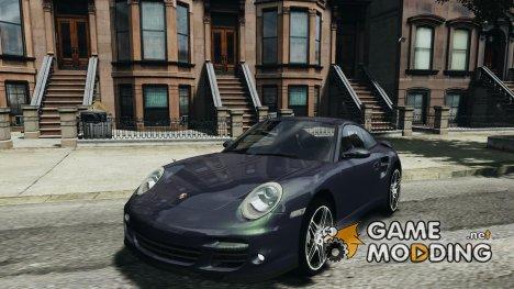 Porsche 911 (997) Turbo v1.1 for GTA 4