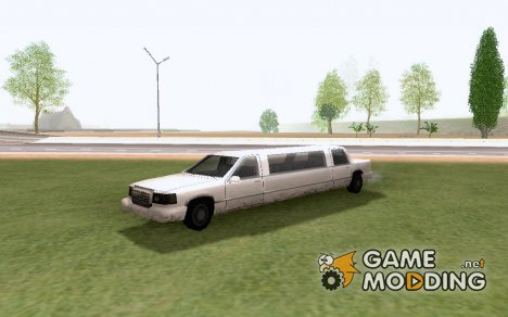 Stretched Stretch v2 для GTA San Andreas