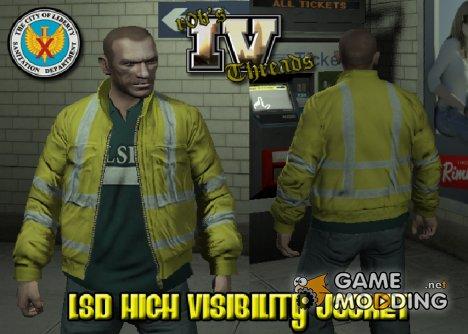 LSD High Visibility Jacket для GTA 4