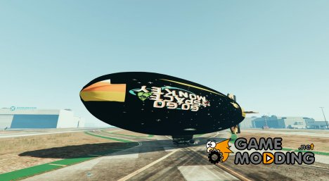 Blimp Blista3 для GTA 5
