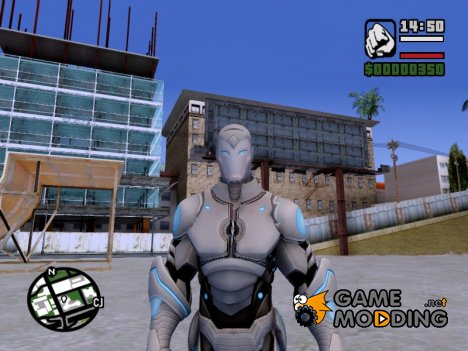 Superior Ironman for GTA San Andreas